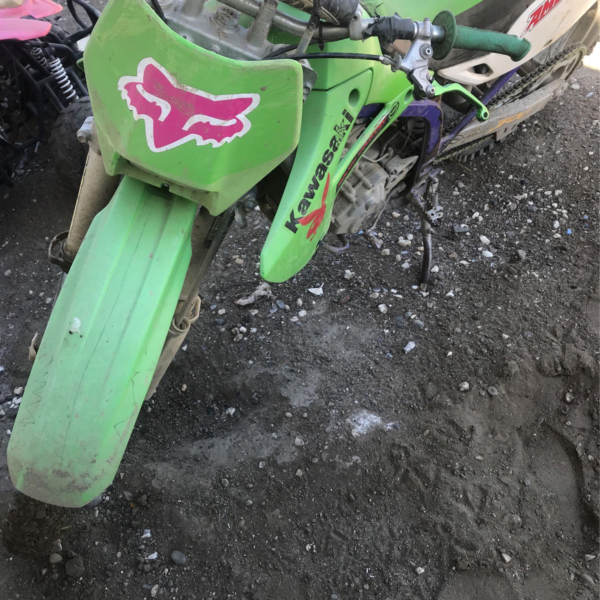 1998 Kawasaki 300