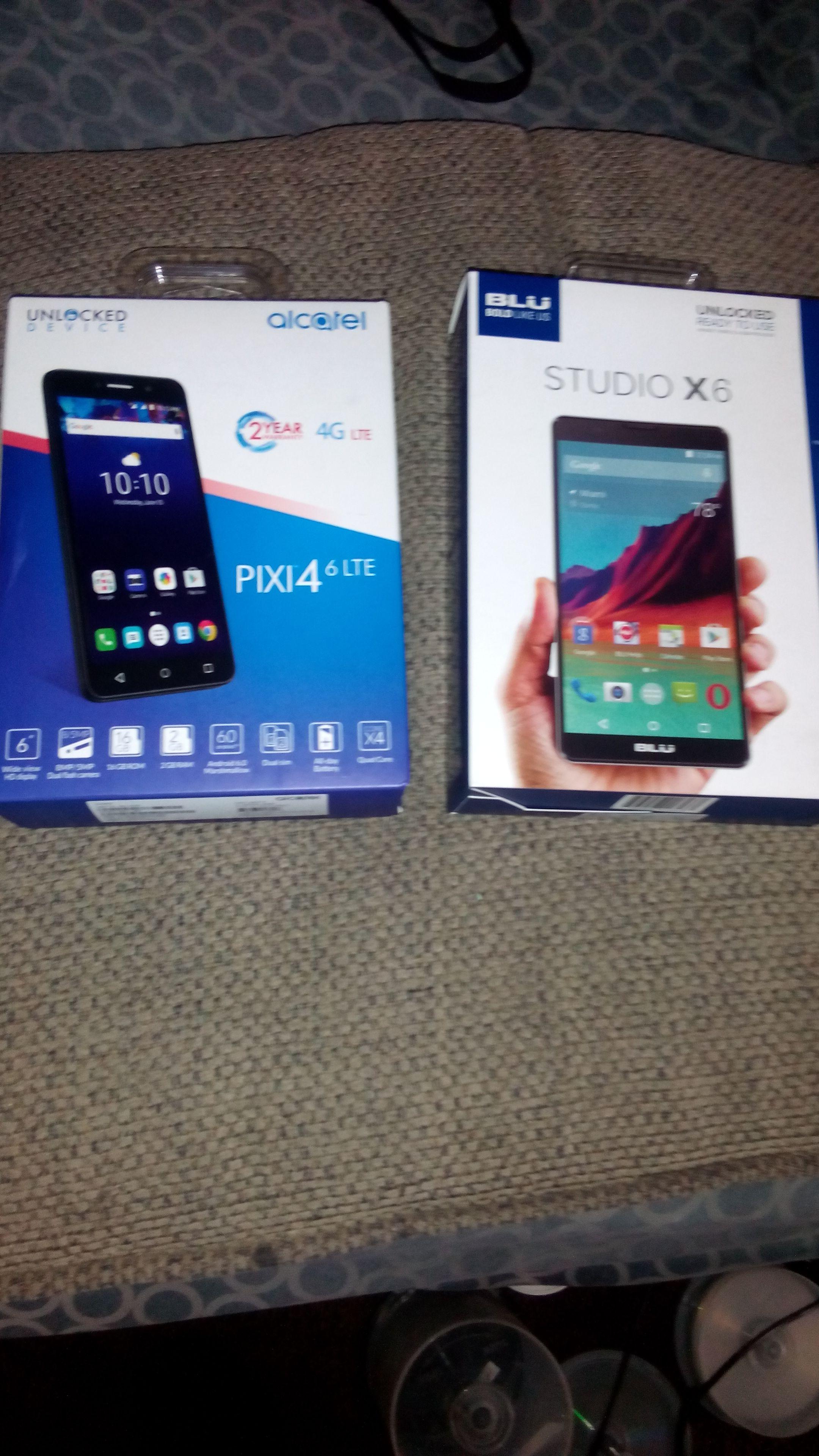 "Unlocked 6"" phones new $200 each"