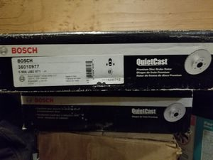 Rotors, Bosh Quietcast for Sale in Silver Spring, MD