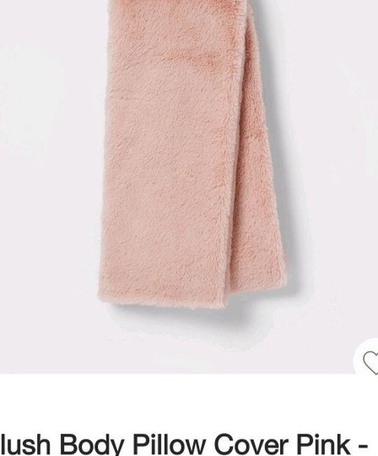 Room Essentials Plush Body Pillow Cover