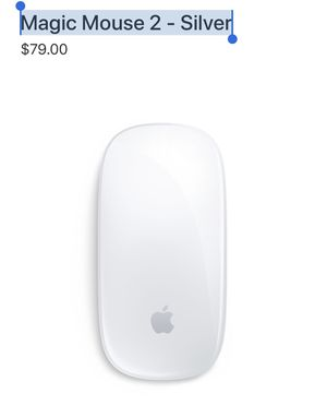 Magic Mouse - Silver for Sale in New York, NY