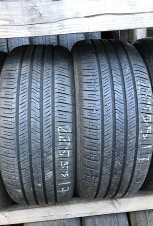 Used Tires Portland >> Used Tires 205 65 16 Set For Sale In Portland Or Offerup