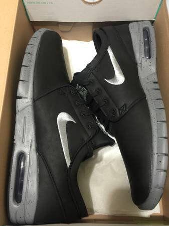 on sale a12e2 73a6c Nike SB Stefan Janoski Max Leather QS