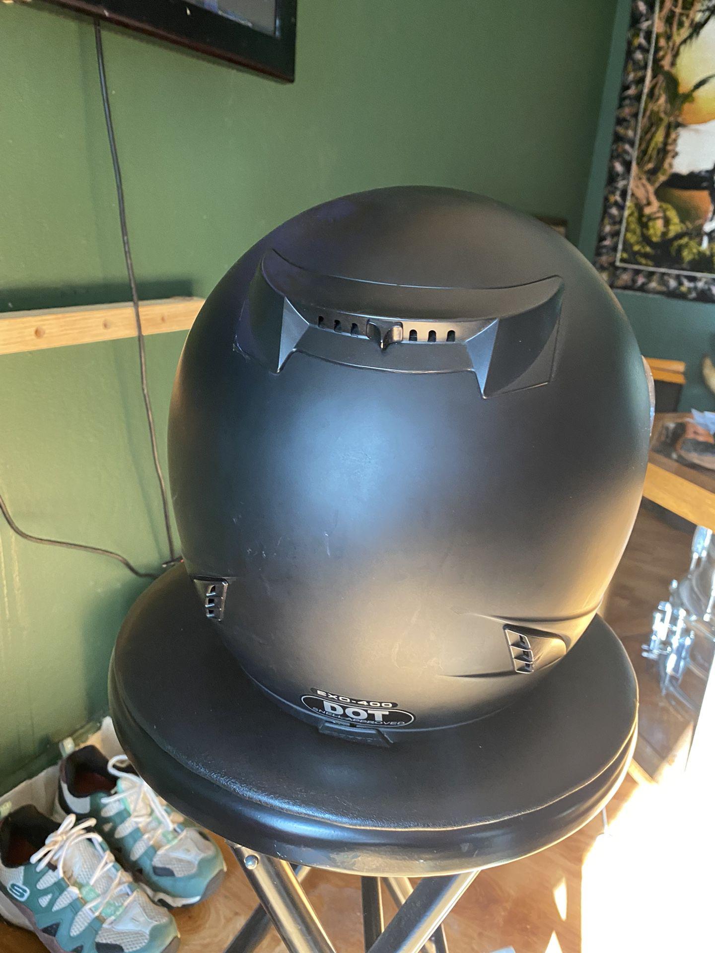 Scorpion Exo-400 Motorcycle Helmet
