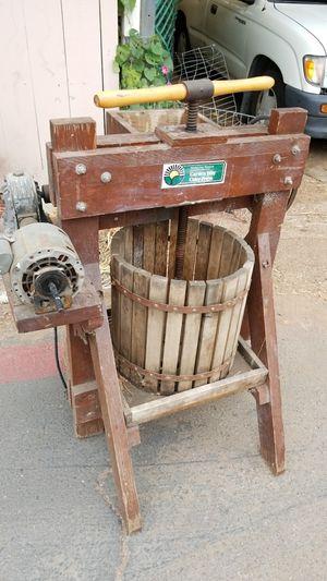 Cider Press For Sale >> Garden Way Cider Press For Sale In El Cajon Ca Offerup