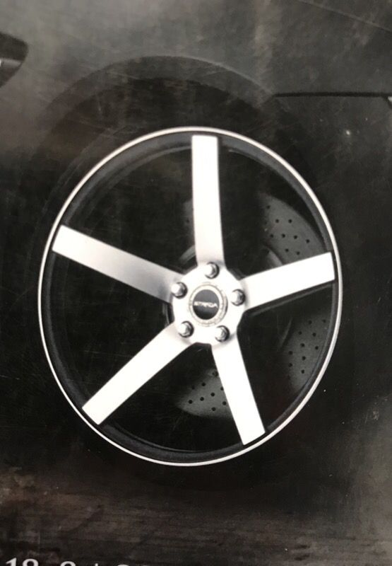 """18"""" wheels on special 799$"""