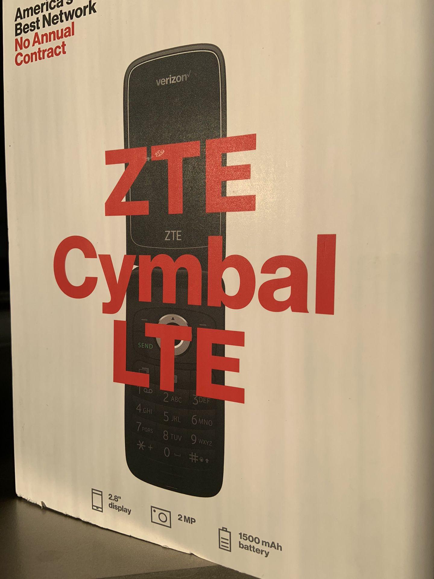 Verizon zte cymbal lte phone