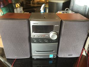 Sony stereo for Sale in Chicago, IL