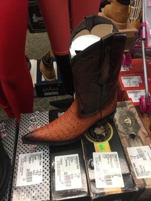 Bota el general (mexican boot) for Sale in Manassas, VA