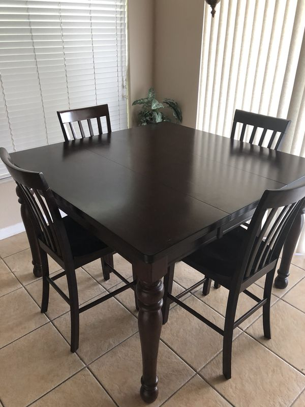 Ashley Furniture Dining Table W Chairs For Sale In Orlando Fl Offerup