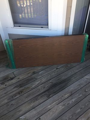 Metal Folding Table - 5ft for Sale in Raleigh, NC