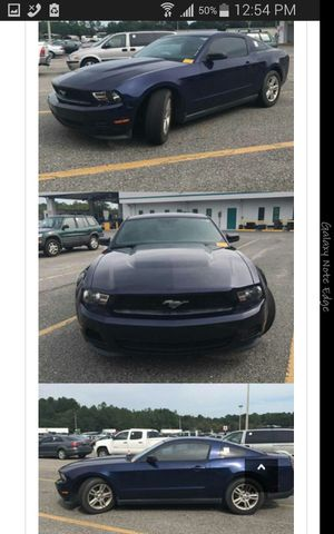 2012 Ford Mustang v6, low mileage for Sale in Manassas, VA
