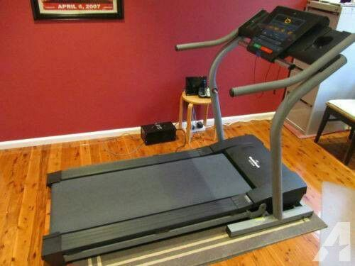 Nordic Track Exp 1000 Xi Treadmill For Sale For Sale In Riverside