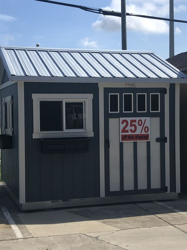 40 Off Tuff Shed Newly Reduced For Sale In Orlando Fl