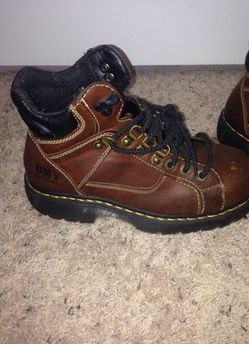 Dr. AirWair Martens safety shoes female Thumbnail