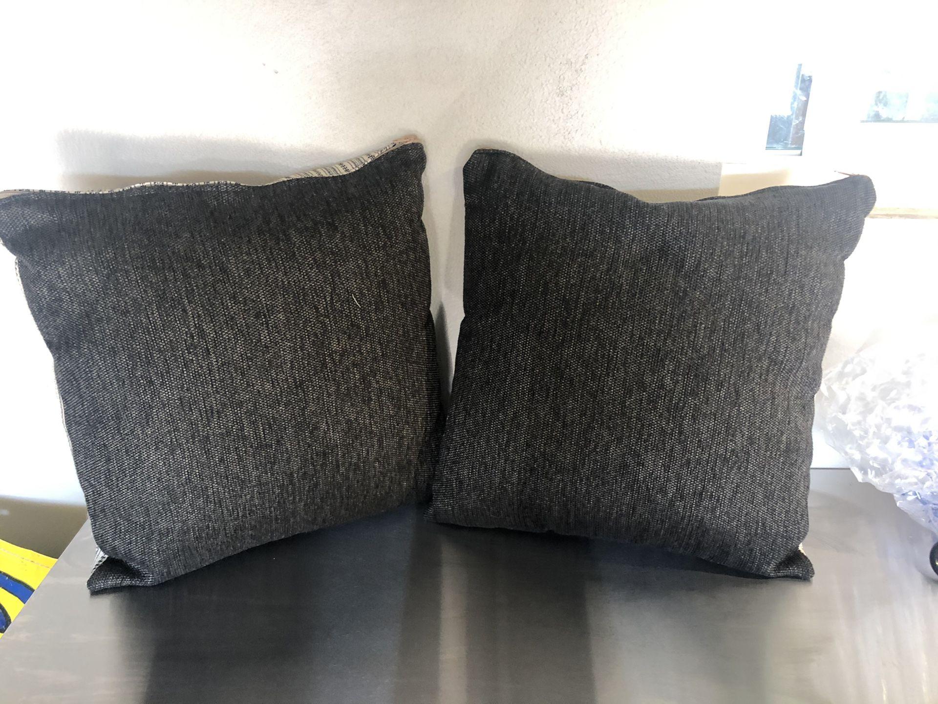 Small pillows