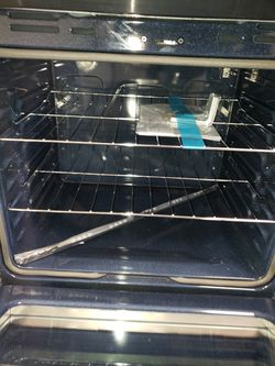 Samsung Slide In Electric Range Stove New Scratch And Dent  Thumbnail