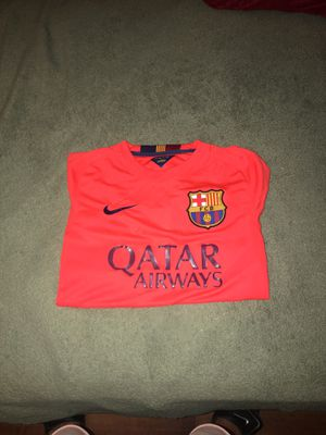 Barcelona Jersey for Sale in Los Angeles, CA