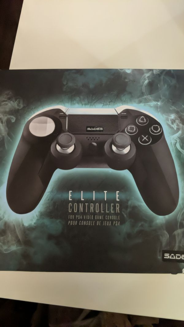 Sades Elite Controller for PS4 for Sale in San Jose, CA - OfferUp
