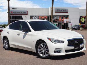2014 INFINITI Q50 for Sale in Avondale, AZ