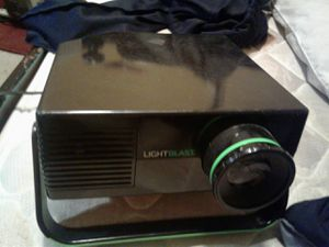 Old gaming projector for Sale in Spokane, WA