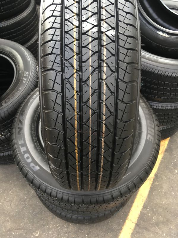 205 65 15 Bridgestone Seminew All 4 Tires Have 96 Of Life The
