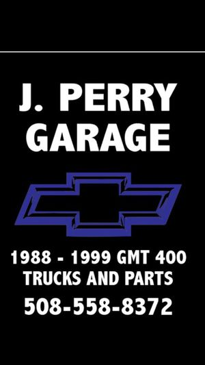 88-99 gmt400 Chevy gmc parts for Sale in Taunton, MA