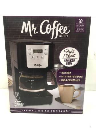 5 Cup Coffee Maker For Sale In Las Vegas Nv Offerup
