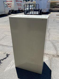 4 Drawer Metal File Cabinet - $35 Thumbnail