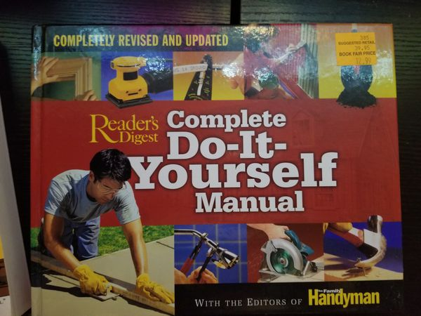 500 pages complete do it yourself manual for sale in north las complete do it yourself manual for sale in north las vegas nv offerup solutioingenieria Image collections