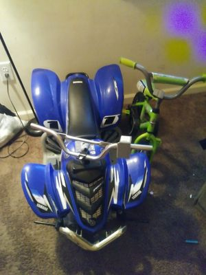 4wheeler and bike for Sale in Alexandria, VA