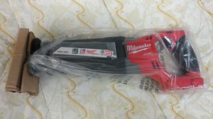 NEW MILWAUKEE SAWZALL FUEL 18 VOLT NEW NEW for Sale in Millersville, MD