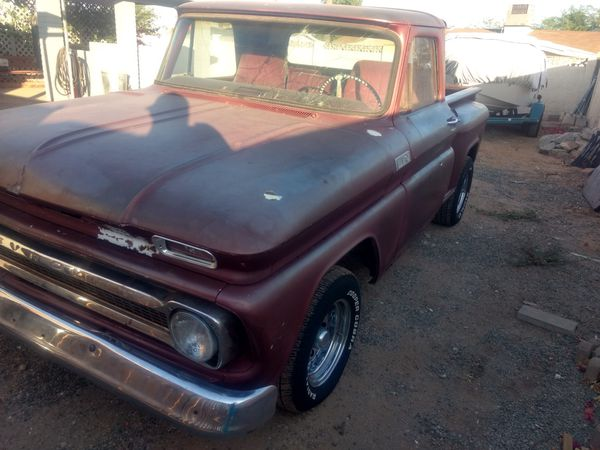 1965 Shortbed Chevy Stepside For Sale In Mesa Az Offerup