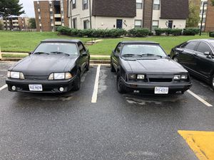 Ford mustangs gt....1988,1986 automatics for Sale in Capitol Heights, MD