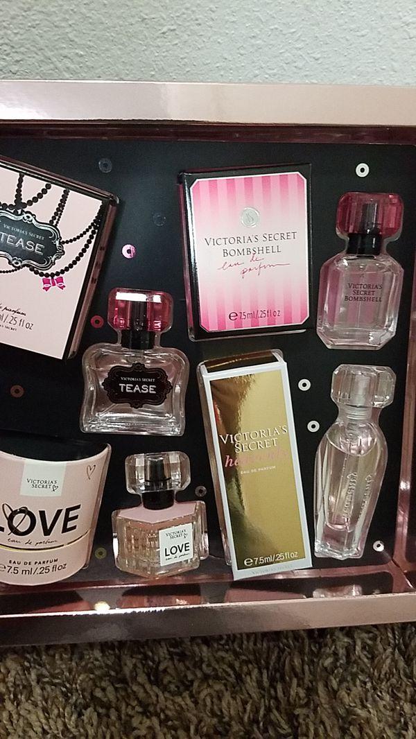 bf4ead5cfb Victoria Secret Mini Perfume set (Tease