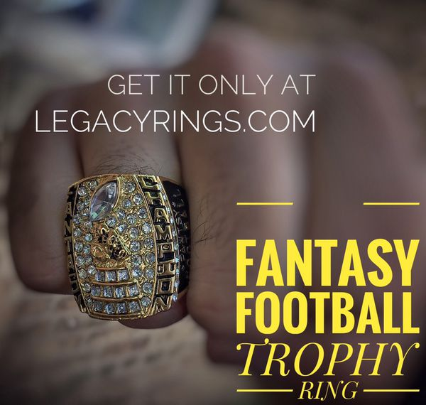 a18535e33d6 FANTASY FOOTBALL CHAMPIONSHIP TROPHY RING (Sports   Outdoors) in Virginia  Beach