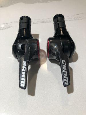 SRAM R2C TT / Triathlon Shifters (10 Speed) for Sale in Scottsdale, AZ