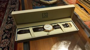 Photo Esq Movado Swiss men's watch