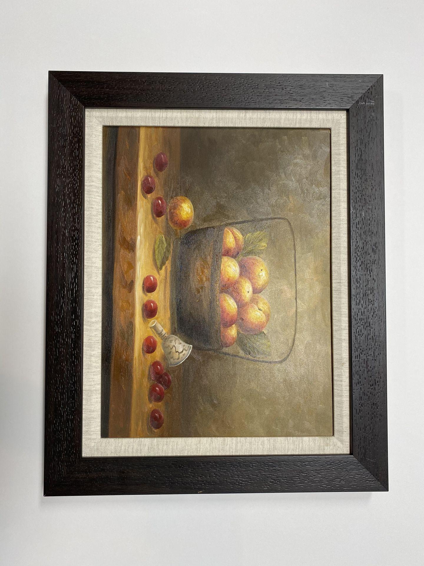 Original Painting at Tony's Art and Framing