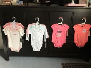 Baby Clothes Girl 3M, 3-6M & 6-9M for Sale in Kensington, MD