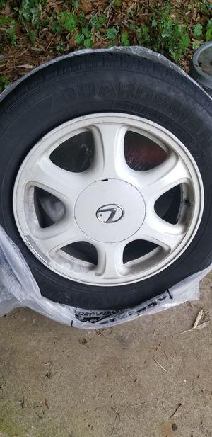 "White alloy wheels 16"" for Sale in Alexandria, VA"