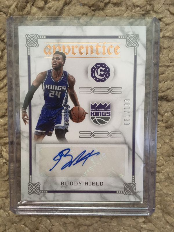 4ae1d72b18fc 2016-17 Buddy Hield auto RC (81 199) for Sale in Norman