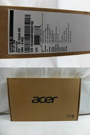 Acer Aspire E 15 E5-575-33BM - contact@pawnworld•us for Sale in Baltimore, MD