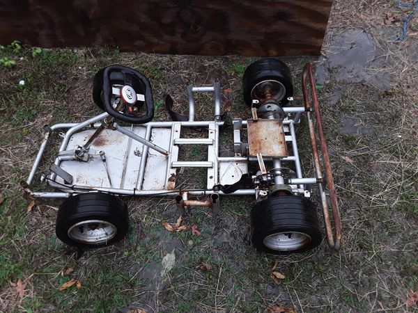 Go kart frame for Sale in Fayetteville, NC - OfferUp