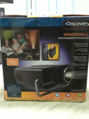 Discovery Wonderwall Entertainment Projector for Sale in Kissimmee, FL