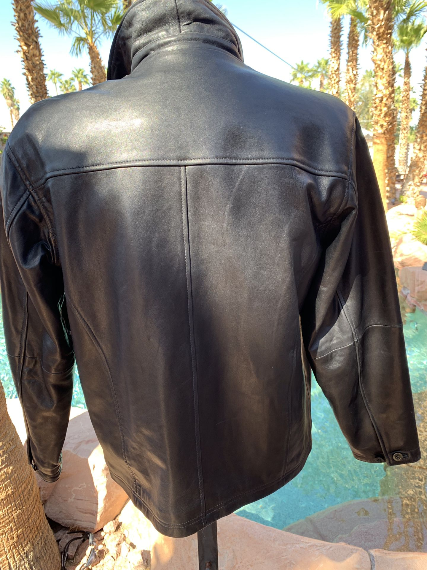 Like new Lamb Leather Jacket