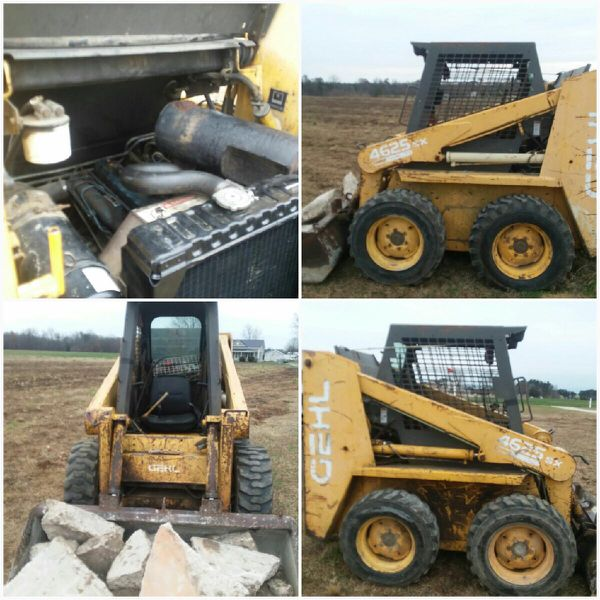 GEHL Bobcat for Sale in Fuquay Varina, NC - OfferUp