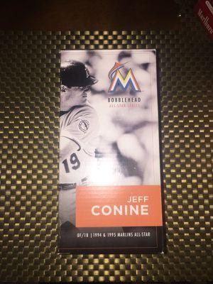 Jeff Conine Bobblehead All Star Marlins SGS for Sale in Miami, FL