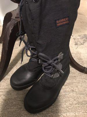 Sorel woman's winter boots size 6 for Sale in Falls Church, VA