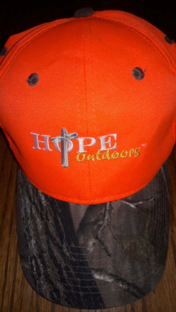 f99b3cd6563 Hunting Christian Outdoorsman Baseball Hat for Sale in Orange Park ...